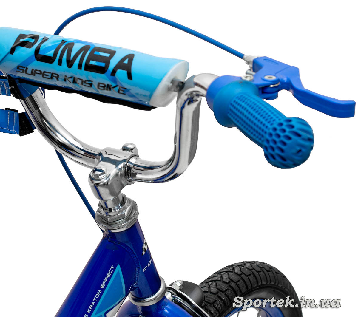 Ручка на руле детского велосипеда Formula Pumba