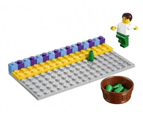 LEGO Education: Базовый набор MoreToMath «Увлекательная математика. 1-2 класс», 45210 — MoreToMath Core Set 1-2 — Лего Образование Эдукейшн