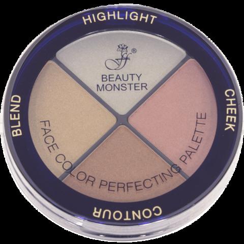 Ffleur Средство FC 53 для макияжа тон 001  BEAUTY MONSTER