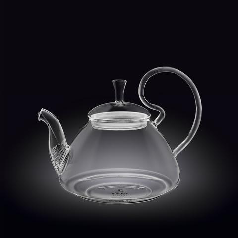 Чайник заварочный 800 мл Thermo Wilmax Стеклянный фильтр (WL-888817)