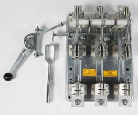 РПС-4/1Л У3 TDM (400А,  левый привод, без плавких вставок)
