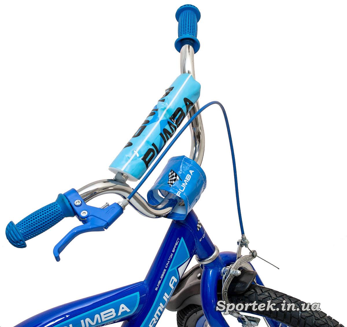 Руль детского велосипеда Formula Pumba