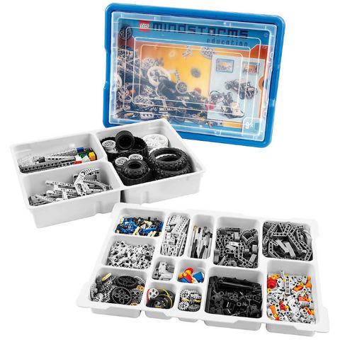 LEGO Education Mindstorms: Набор средний ресурсный 9695 — Resource Set — Лего Образование