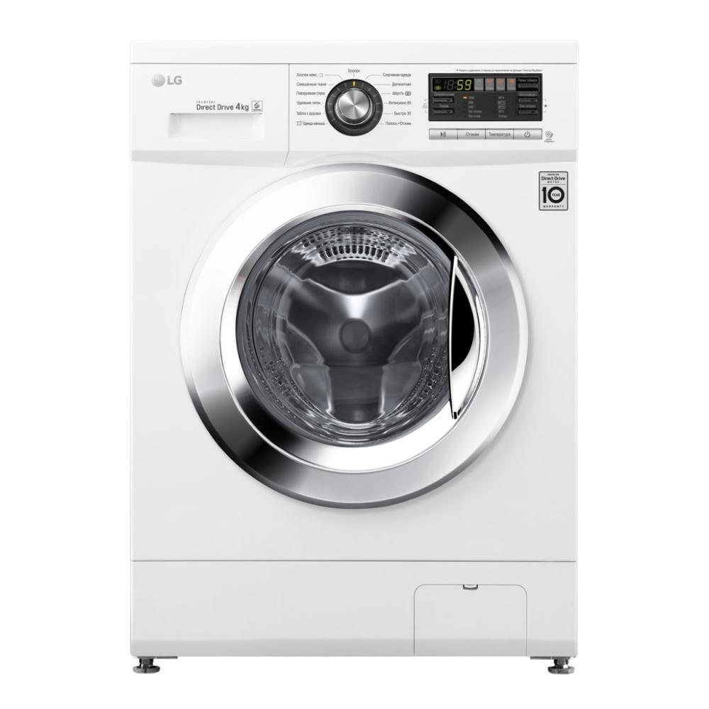 Фото - Стиральная машина LG F1096SD3 стиральная машина lg f4v5tg0w