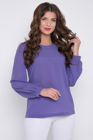 <p>Утонченная, очаровательная блузка свободного кроя. (Длины: 44-69см; 46-70см; 48-71см; 50-72см; 52-73см)</p>
