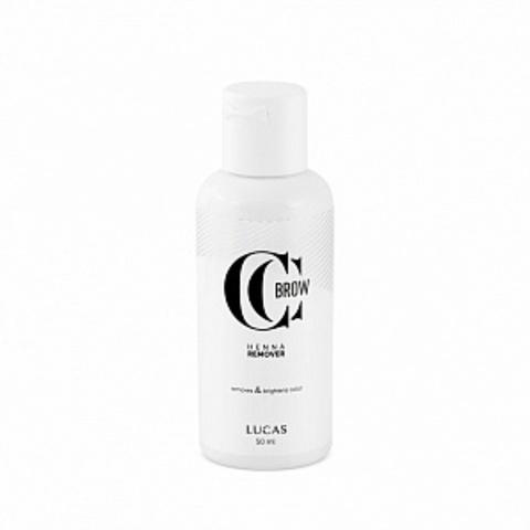 Средство для снятия хны с кожи Henna Remover CC Brow 50мл