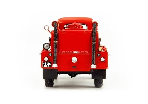 GAZ-63 AСUP-20 (63)-60 Fire Truck DIP 1:43