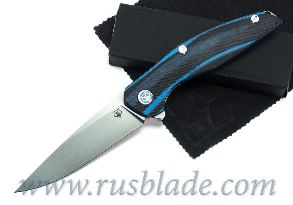 Shirogorov 111 Vanax37 G10 black blue 3D MRBS