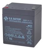 Аккумулятор для ИБП B.B.Bаttery HR5.8-12  (12V 5.8Ah / 12В 5.8Ач) - фотография
