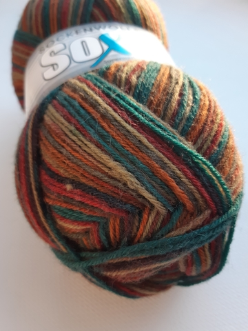 Sockenwolle Soxs 001