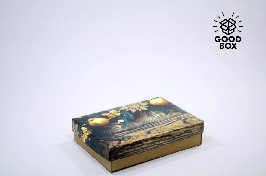 Необычная коробка из картона под дерево купить в Алматы