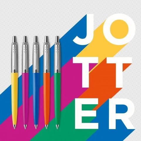 Шариковая ручка Parker Jotter ORIGINALS PANTONE, стержень: Mblue123