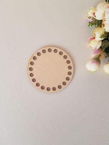 Круг диаметр 10 см
