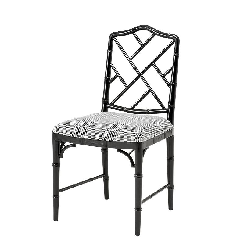 Обеденный стул Eichholtz 109427 Infinity