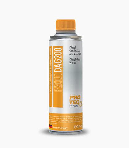 P2001 PRO-TEC Антигель и защита дизеля в зимний период / Diesel Conditioner & Anti Gel (375 мл)