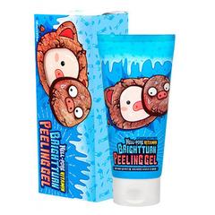 Elizavecca Hell Pore Vitamin Brightturn Peeling Gel - Витаминный пилинг-скатка для тусклой кожи