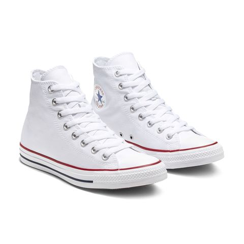 Кеды Converse высокие Chuck Taylor AS Core Trampki, белый,
