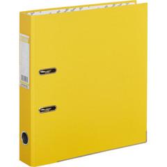 Папка-регистратор Bantex Economy Plus 50 мм желтая