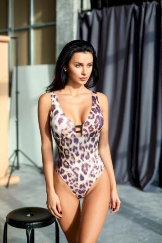 Купальник Mayami Leopard