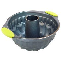 Форма для выпечки кекса с силиконовыми ручками Webber BE-4269N