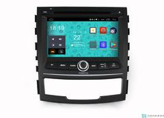 Штатная магнитола 4G/LTE с DVD для Ssang Yong Actyon 11-12 на Android 7.1.1 Parafar PF159D