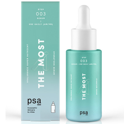 Сыворотка для лица PSA The Most Hyaluronic Nutrient Hydration Serum 30 мл