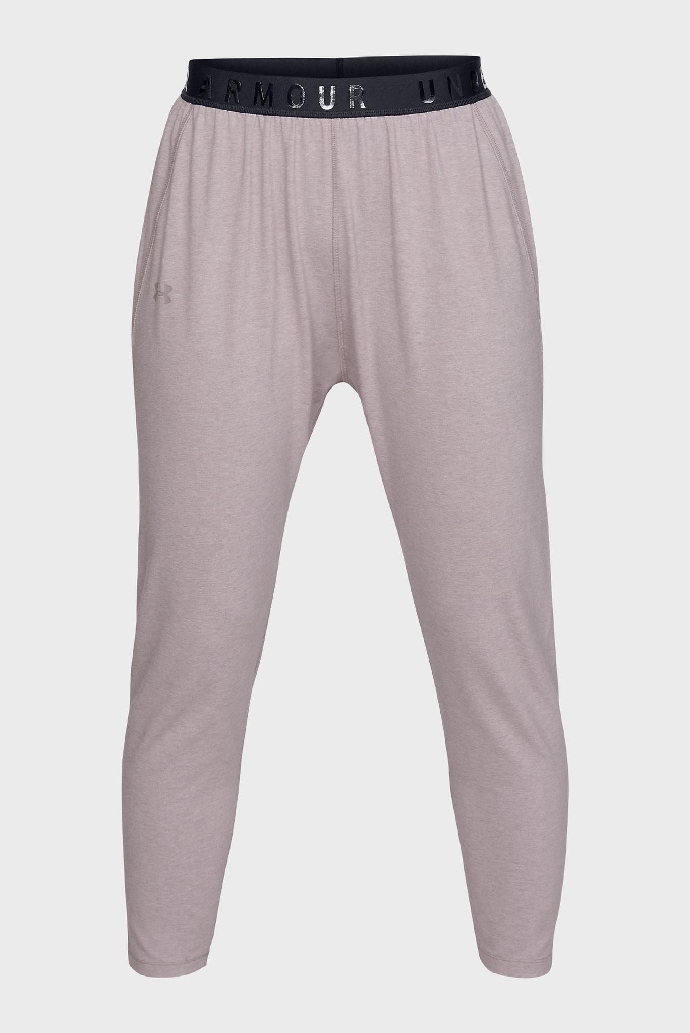 Женские серые спортивные брюки FAVORITE TAPERED SLOUCH Under Armour