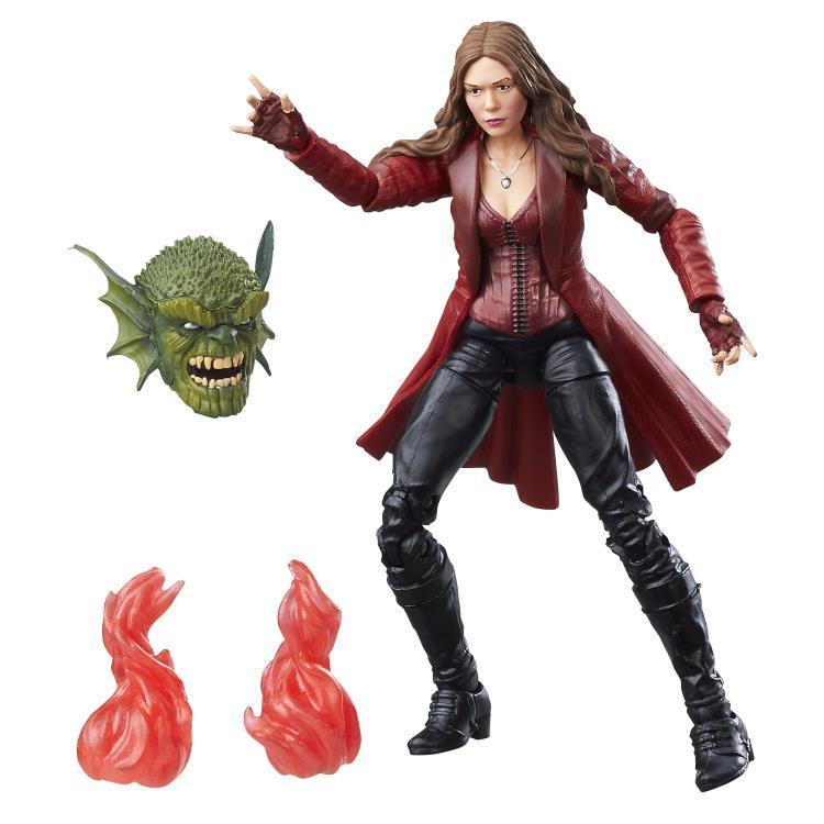 Алая Ведьма - Scarlet Witch