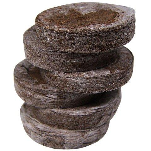 Торфяные таблетки Jiffy-7 d-33 мм 10 шт