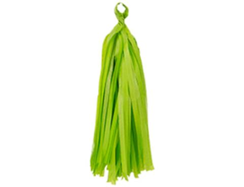 Гирлянда Тассел светло-зеленая