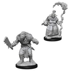 Pathfinder Deep Cuts Unpainted Miniatures - Bugbears