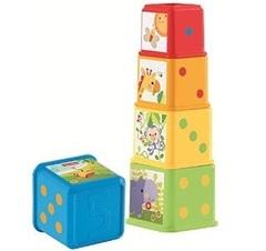 Fisher Price Веселые кубики