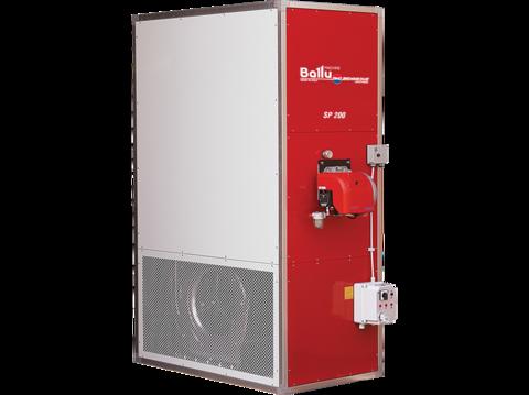 Теплогенератор стационарный дизельный Ballu-Biemmedue Arcotherm SP 200 oil
