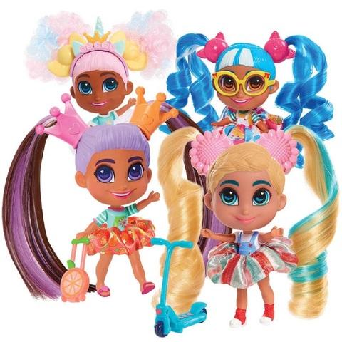 Кукла-сюрприз Hairdorables Шоткатс 1 серия