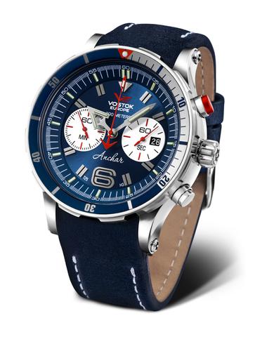 Часы наручные Восток Европа Анчар 6S21/510А583