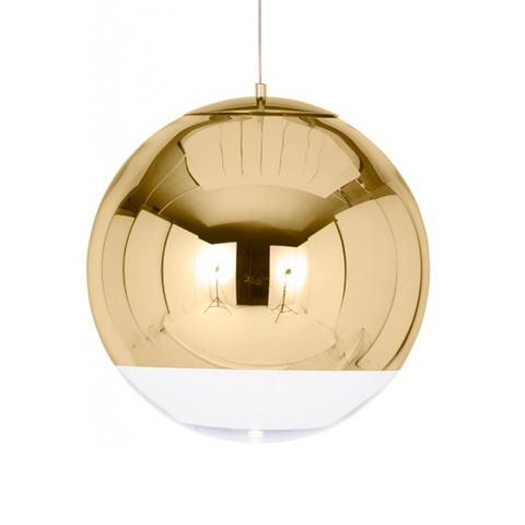 Подвесной светильник копия Mirror Ball by Tom Dixon (золотой)