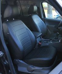 Чехлы на Volkswagen Amarok 2010–2019 г.в.