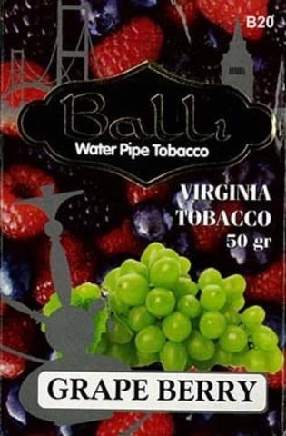 Табак Balli GRAPE-BERRY (Балли Виноград Ягоды)