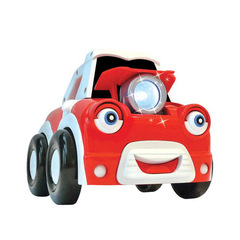 Машинка с прожектором (Tomy, 71159)