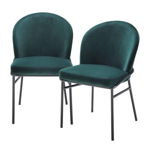Обеденные стулья Eichholtz 113775 Willis (2 шт.)