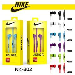 Гарнитура вакуумная Nike NK-302 purple