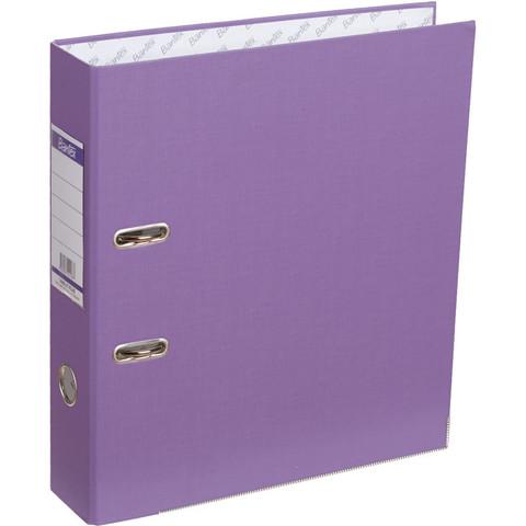 Папка с арочн.мех.BANTEX ECONOMY PLUS, 1446, 80 мм, фиолет