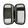 Кошелек-органайзер Victorinox Travel Organizer с защитой от сканирования RFID, черный, 13x3x26 см