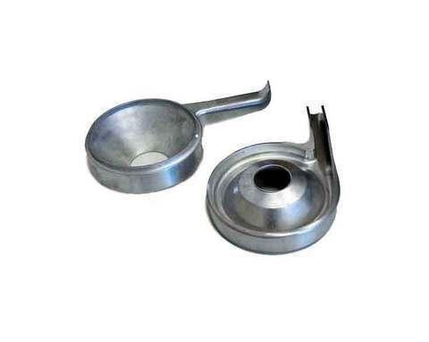 Сливники металлические сепаратора молока Мотор Сич СЦМ-100-15., фото