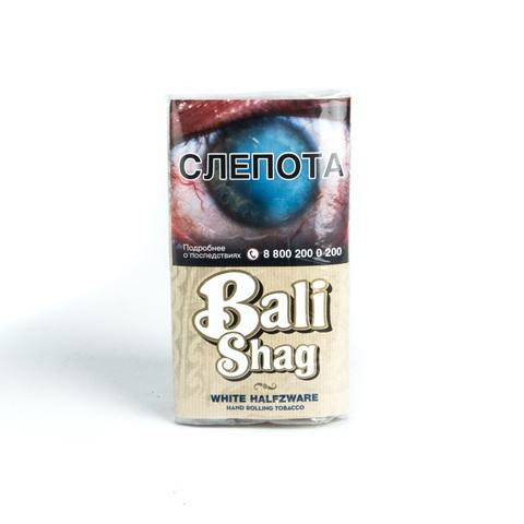 Табак Bali Shag White Halfzware 40 г