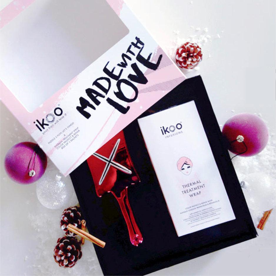 ikoo Gift box - Repair Wrap & paddle X pops let's tango