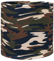 Повязка широкая Wind Xtreme HalfWind 8067 camouflage kaki