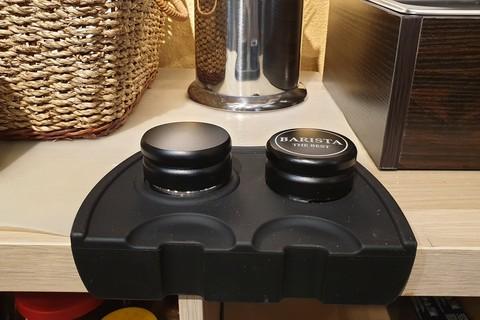 Коврик для темпинга двойной, угловой (21 х 15 см)