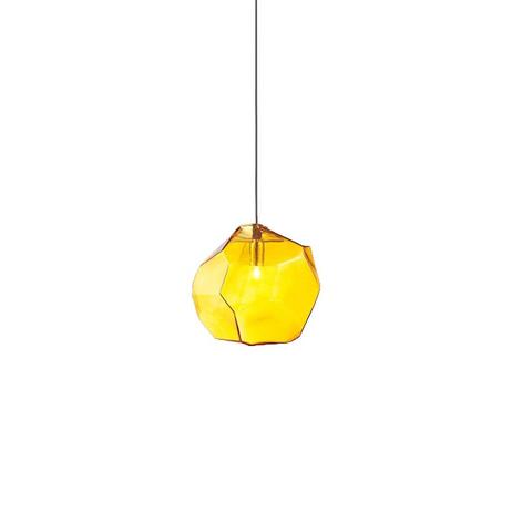 Подвесной светильник Ice Cube by Lasvit (желтый)