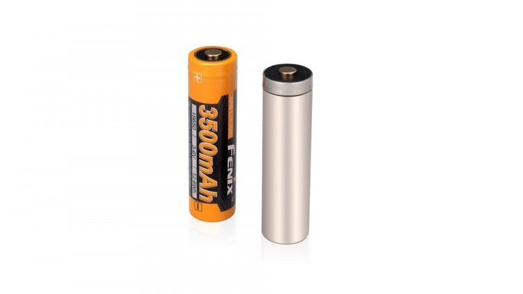 Аккумулятор Fenix ARB-L18-3500 18650 Rechargeable Li-ion Battery купить